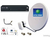 Комплект НТВ+ Full HD — (500 руб. на счету)