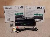DVB-T2 цифровой ресивер MDI DBR-1001