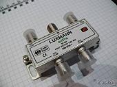 Краб разветвитель Luxmann SP-204 (7 dB) ) на 3 и4