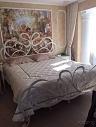 Кованые кровати Итальянские модели ручная ковка